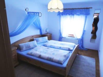Reiterhof Ferienwohnung Welsh-Cob - Schlafzimmer