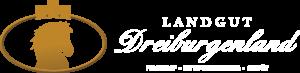 Landgut Dreiburgenland Logo weiss
