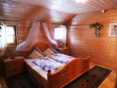 Ferienhof Dreiburgenland Schlafzimmer